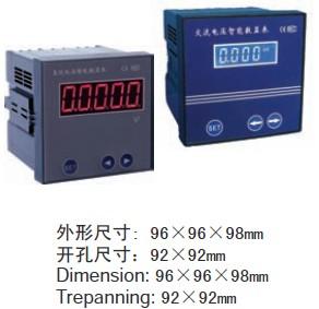YD8330/YD8330Y型纯数显直流电压智能数显表