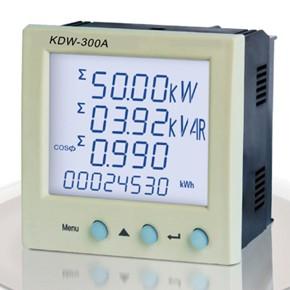 KDW-300A三相智能电流表