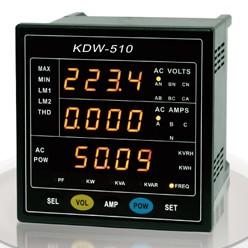 KDW-510数码多功能电力仪表