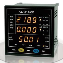 KDW-520数显多功能表