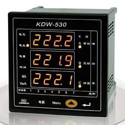 KDW-530多功能LED电力仪表