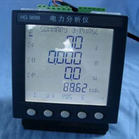 HG9688数字式多功能电力分析仪表