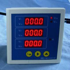 HG9650三相交流数显电压表