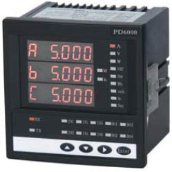 PD6000数字多功能电力仪表